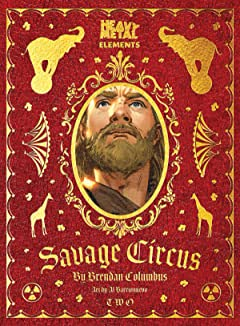 Savage Circus #2 (of 10)