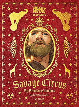Savage Circus #2 (of 10)