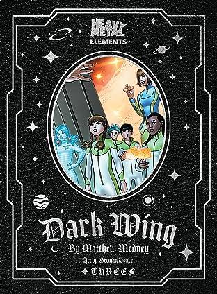 Dark Wing #3 (of 10)