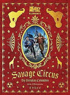 Savage Circus #3 (of 10)