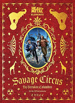 Savage Circus #3 (of 10)