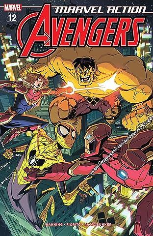 Marvel Action Avengers (2018-) #12
