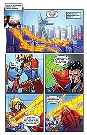 Marvel Action Avengers (2018-2020) #12
