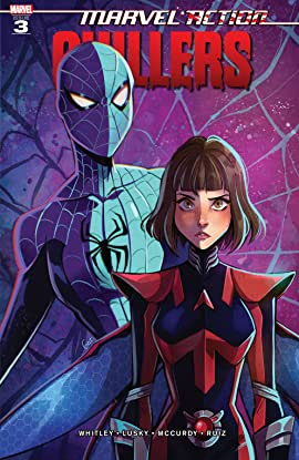 Marvel Action: Chillers (2020-) #3 (of 4)