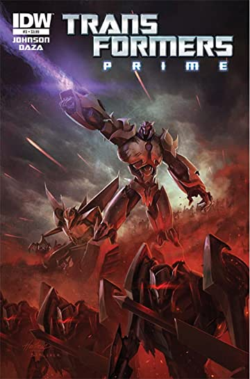Transformers: Prime #3 (of 4)