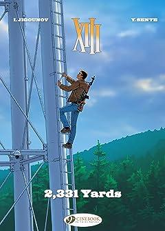 XIII Vol. 24: 2,331 yards
