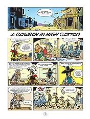 Lucky Luke Vol. 77: A Cowboy in High Cotton