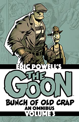The Goon Vol. 3: Bunch of Old Crap, an Omnibus