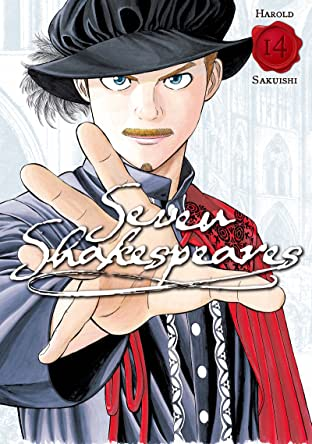 Seven Shakespeares Tome 14