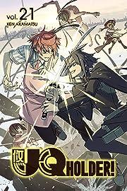 UQ HOLDER! Vol. 21
