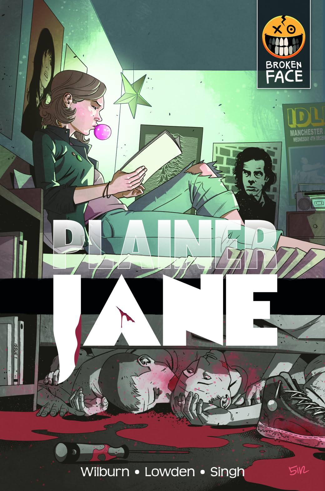 Plainer Jane #1