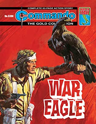 Commando #5396: War Eagle