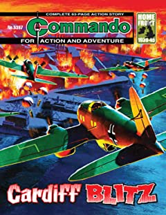 Commando #5397: Cardiff Blitz