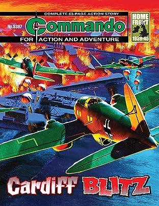 Commando No.5397: Cardiff Blitz