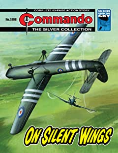 Commando #5398: On Silent Wings