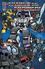Transformers (2010-2011) #5