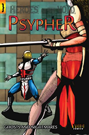 Psypher Vol. 2: Ghosts and Nightmares