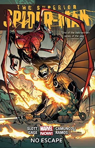 Superior Spider-Man Tome 3: No Escape