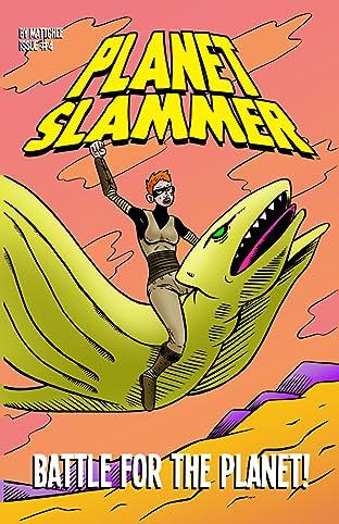 Planet Slammer #4 #4