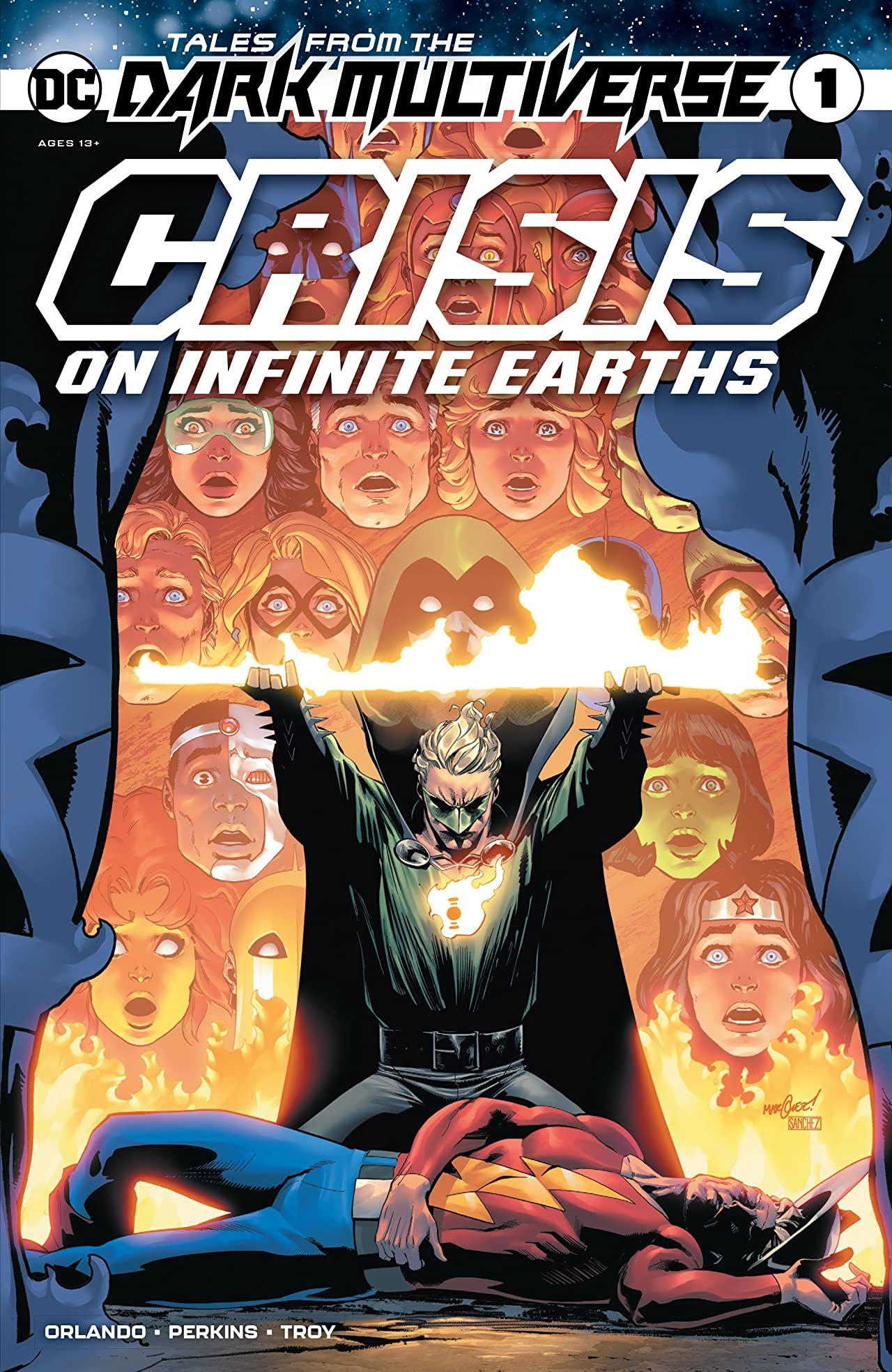 Tales from the Dark Multiverse: Crisis on Infinite Earths (2020-) No.1