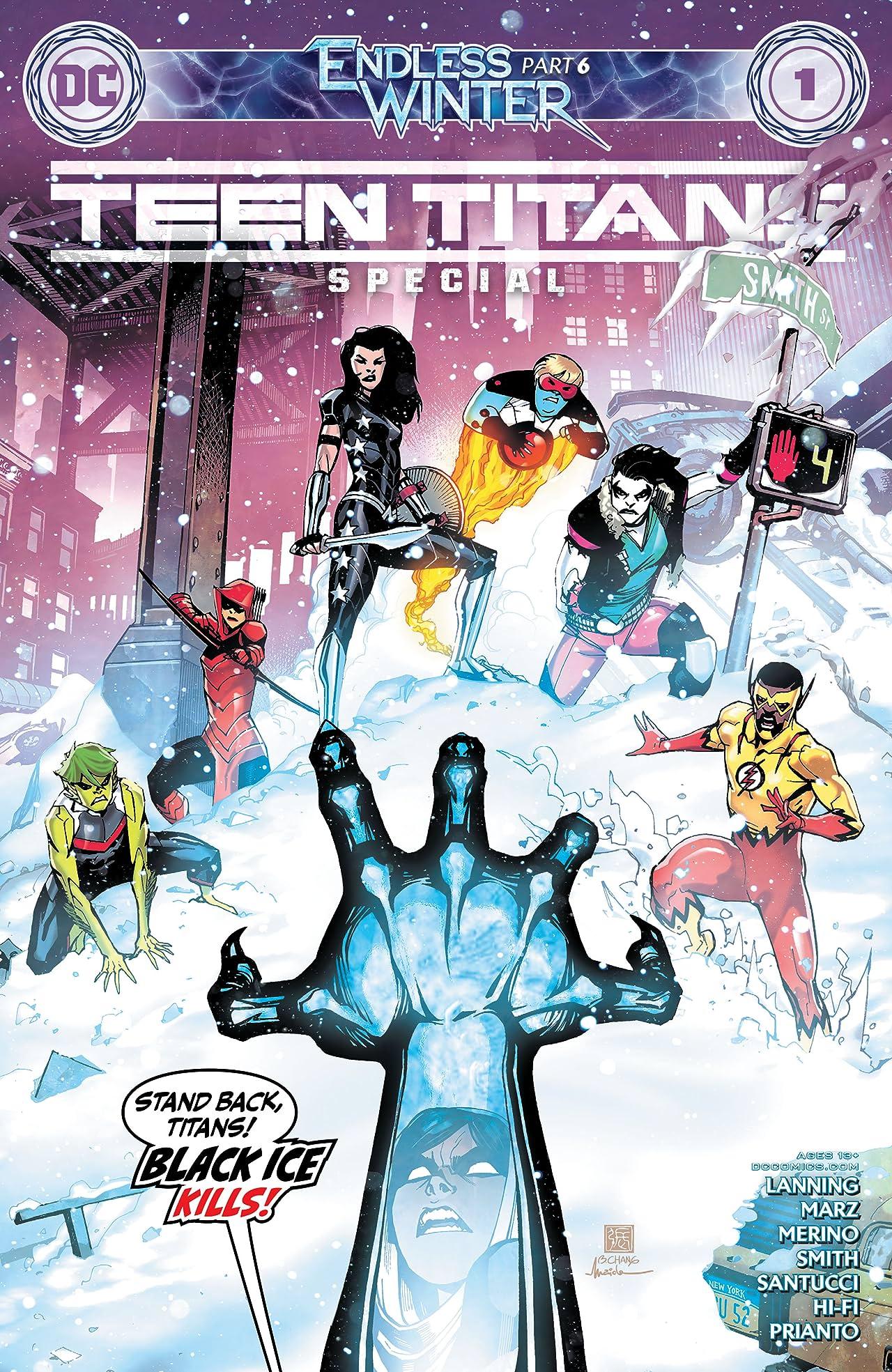 Teen Titans: Endless Winter Special (2020-) No.1