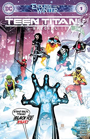 Teen Titans: Endless Winter Special (2020-) #1