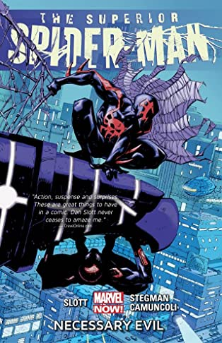 Superior Spider-Man Vol. 4: Necessary Evil
