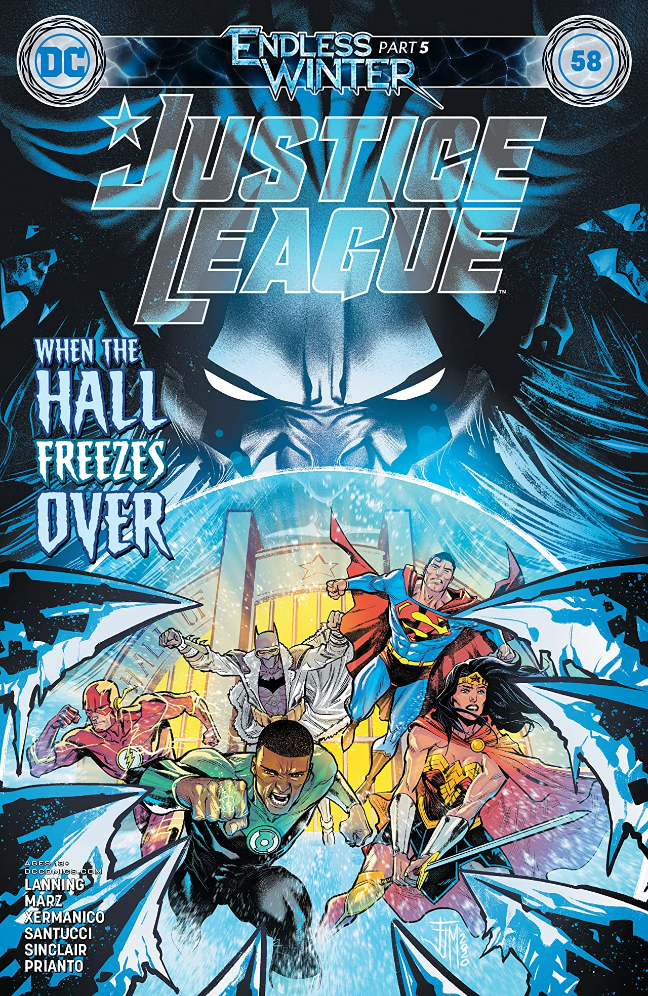 Justice League (2018-) No.58