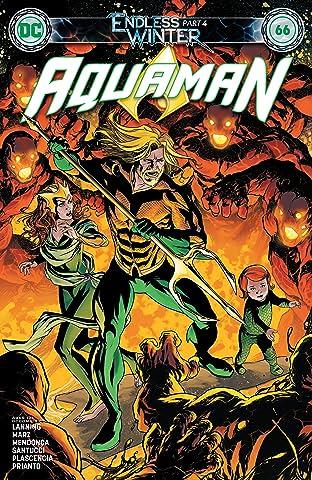 Aquaman (2016-) #66