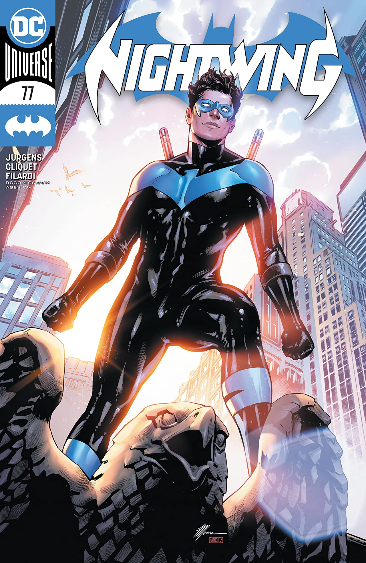 Nightwing (2016-) No.77