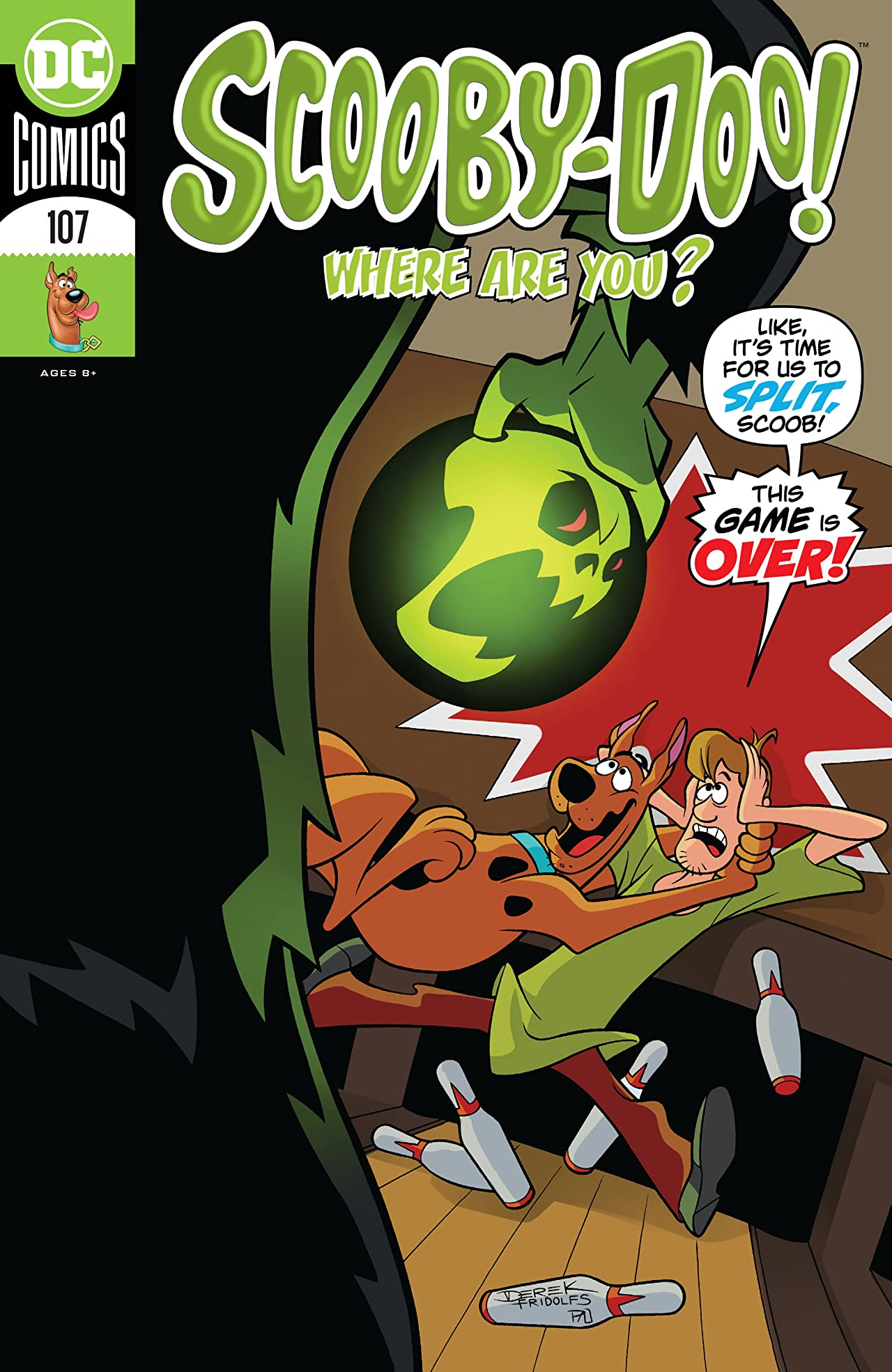 Scooby-Doo, Where Are You? (2010-) #107