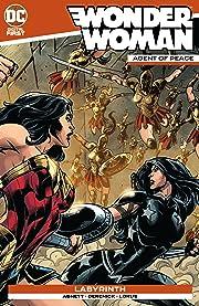 Wonder Woman: Agent of Peace (2020-) #21