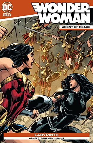 Wonder Woman: Agent of Peace (2020-) #21