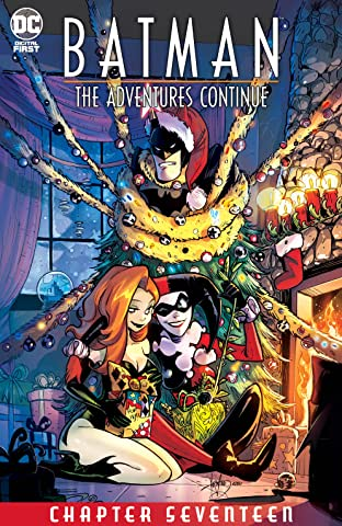 Batman: The Adventures Continue (2020-) #17