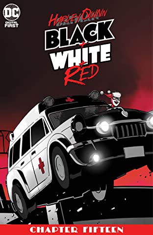 Harley Quinn Black + White + Red (2020-) #15
