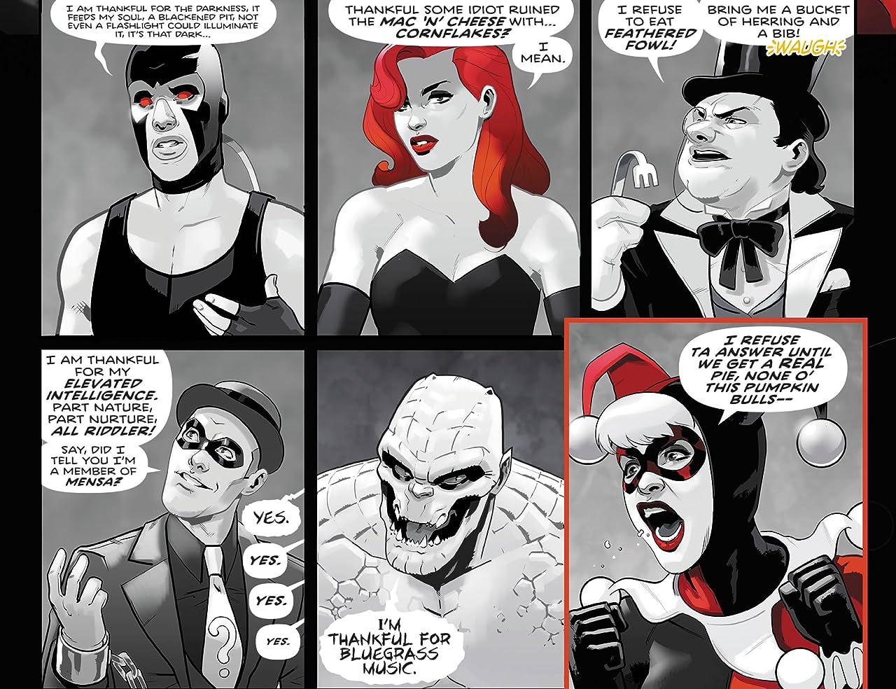 Harley Quinn Black + White + Red (2020-) #15