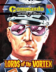 Commando #5399: Lords Of The Vortex
