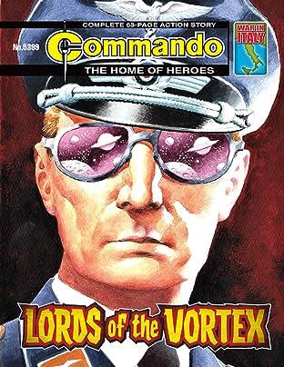Commando No.5399: Lords Of The Vortex