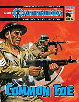 Commando #5400: Common Foe