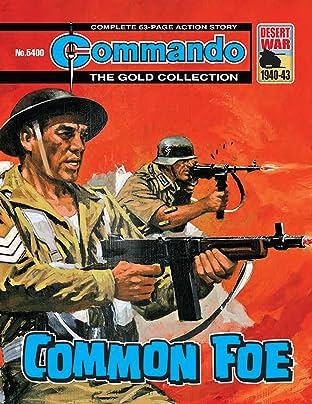 Commando No.5400: Common Foe