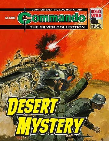 Commando #5402: Desert Victory