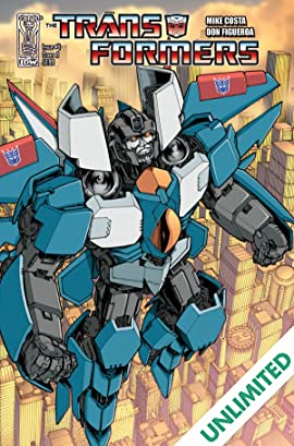 Transformers (2010-2011) #4