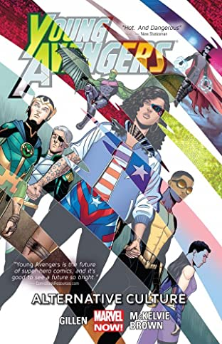 Young Avengers Tome 2: Alternative Culture