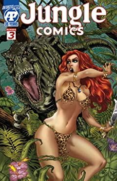 Jungle Comics #3