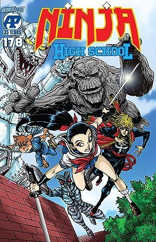 Ninja High School #178