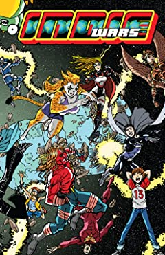 Ninja High School: Indie Wars Vol. 1