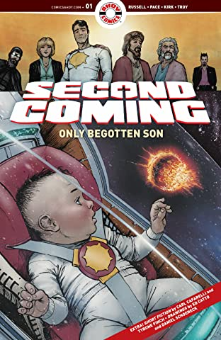 Second Coming: Only Begotten Son No.1