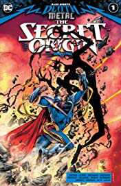 Dark Nights: Death Metal The Secret Origin (2020-) #1