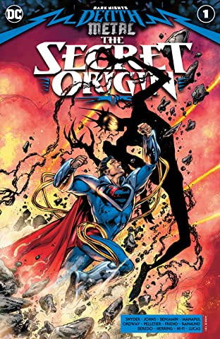 Dark Nights: Death Metal The Secret Origin (2020-) #1