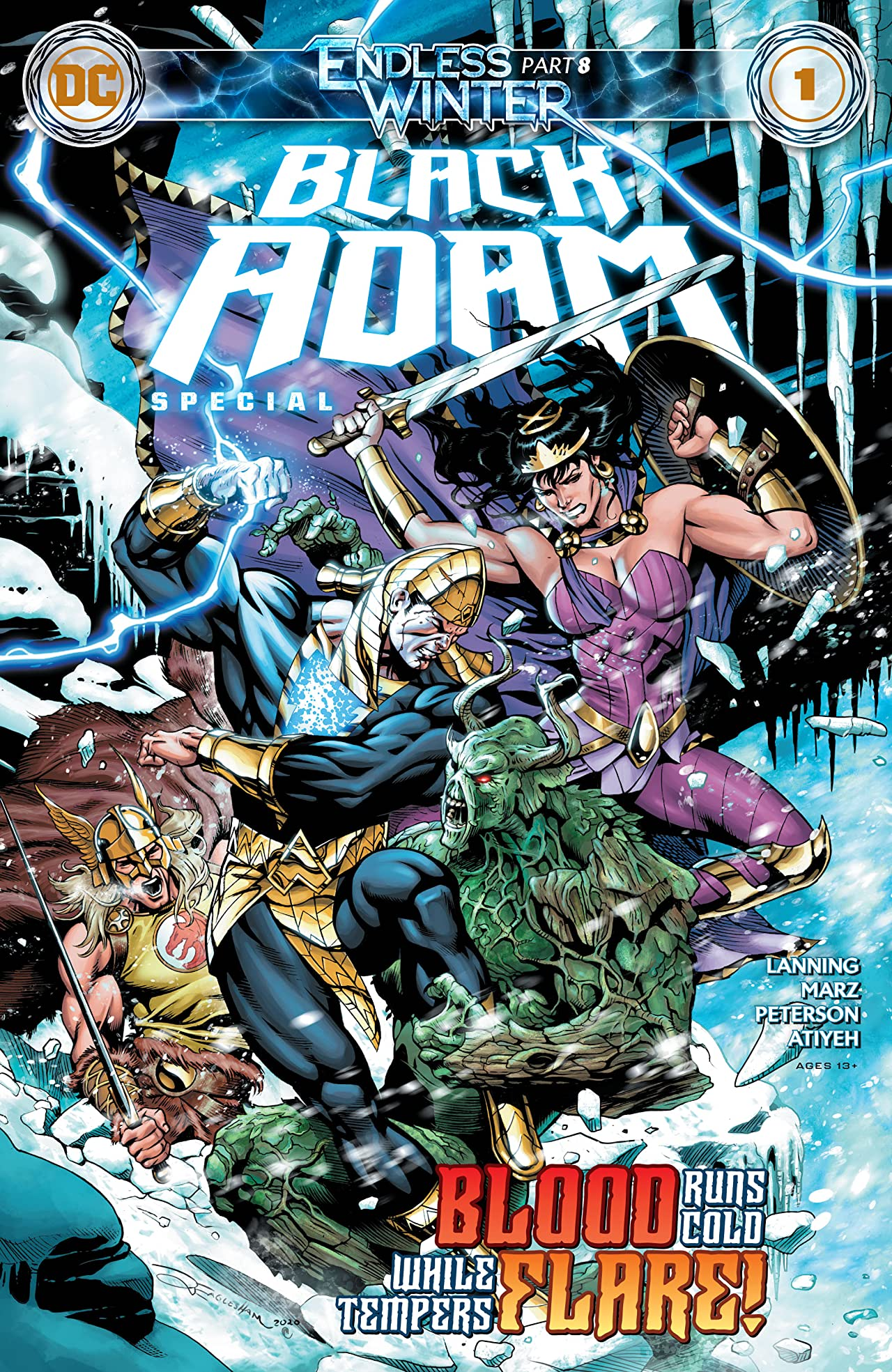 Black Adam: Endless Winter Special (2020-) No.1